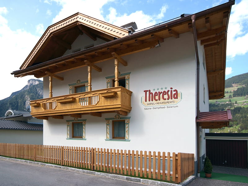Urlaub im Zillertal in den Appartements Theresia