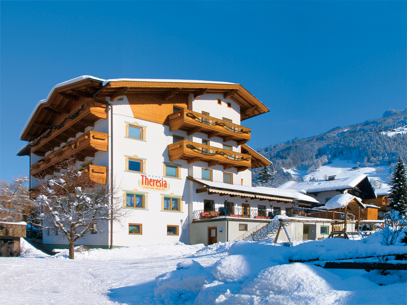 Vacation in the Zillertal in the Apartments Theresia