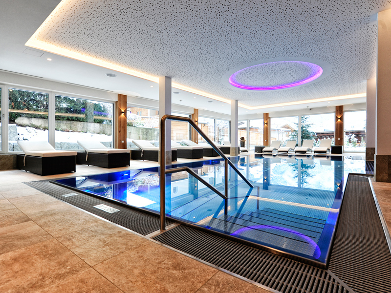 Wellness in 4 stars hotel Zillertal